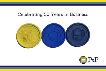 P&P 50 Year Blog